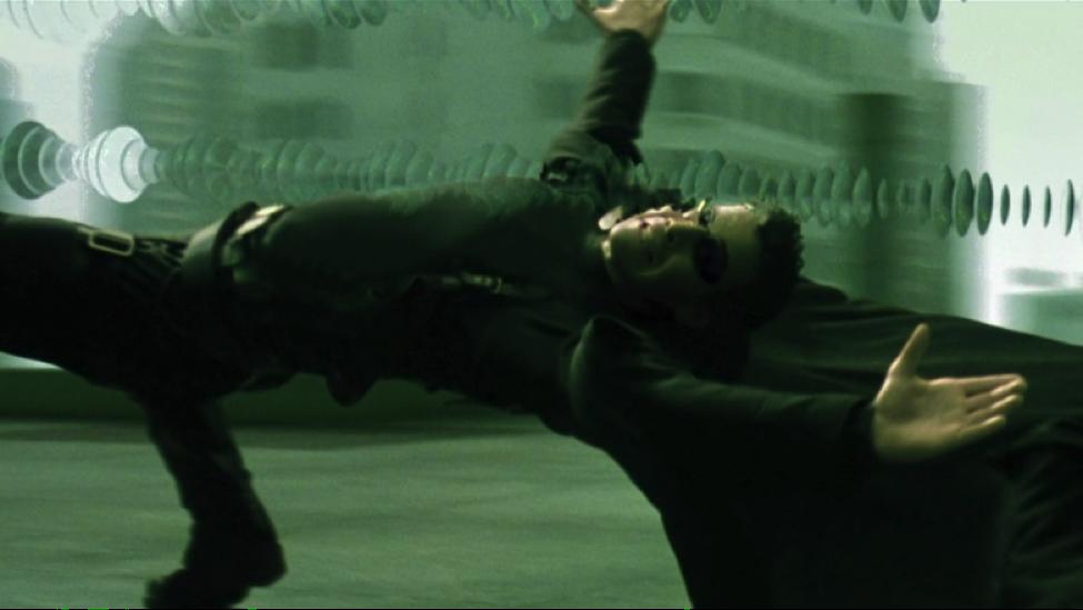 Description: Image result for matrix  scene