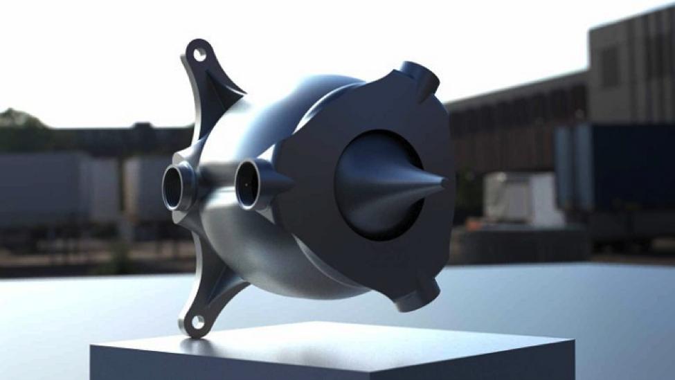 Description: Australian engineers 3D print rocket engine in just 4 months ...